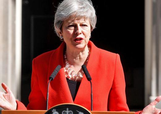 特蕾莎·梅辞去首相一职,金融市场会有何变化?