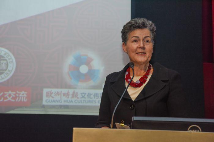 中英文旅融合分享会在大英博物馆举行