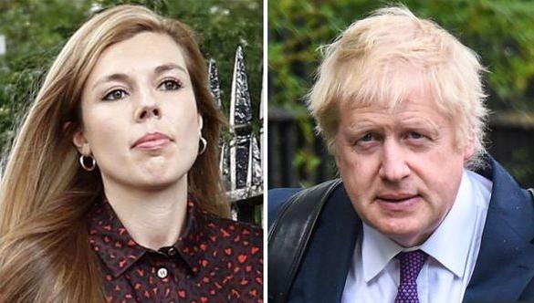 英首相之位决战前,约翰逊和女友吵架上头条!私生活不影响人设?