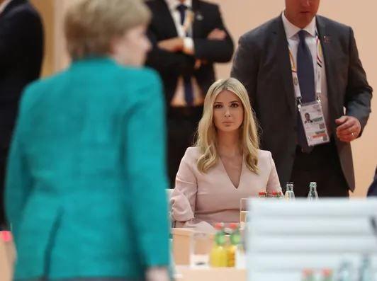 伊万卡G20上聊天视频被公布,美议员:有损美国的外交地位