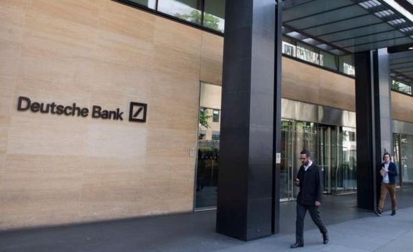 """德意志银行裁员1.8万人:伦敦办公室开始""""赶人"""""""