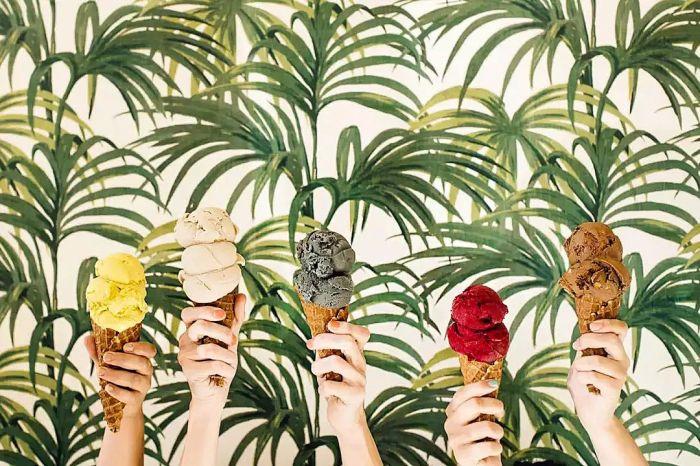 今夏一场无法阻止的甜蜜恋爱,叫冰淇淋!