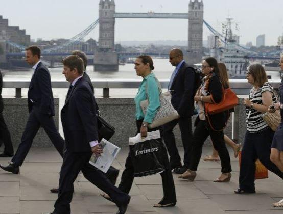 英国工资增速达11年来最快!跑赢通胀率