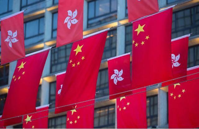 """""""面对香港骚乱,但凡有良心的评论者都应谴责暴力"""""""