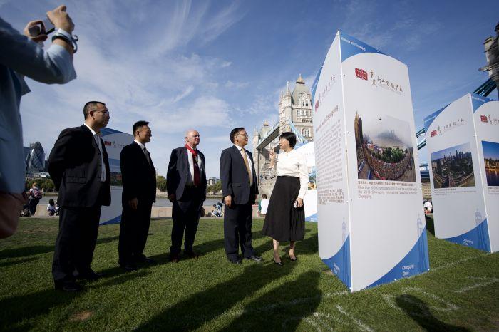第五届英国中国美食节在伦敦泰晤士河畔圆满落幕