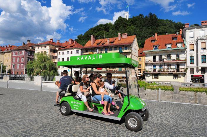 卢布尔雅那的逆袭:用绿色征服欧洲