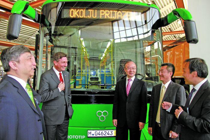 危机后的逆转:中国资本大举进军斯洛文尼亚的背后
