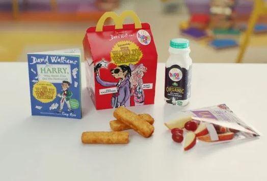 名快餐儿童套餐中不再有塑料玩具,这一请愿竟来自一对姐妹花