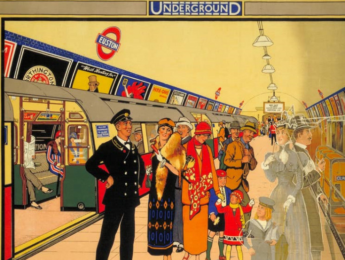 只要刷卡进站,末班车司机就等你!伦敦地铁还有哪些神操作?