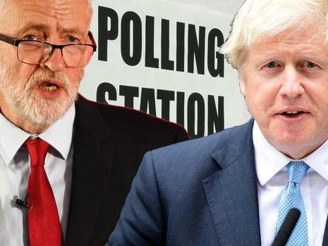 英大选民调:保守党支持率略上升 领先工党幅度扩大