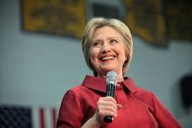 希拉里:太多人要求我参加2020年大选