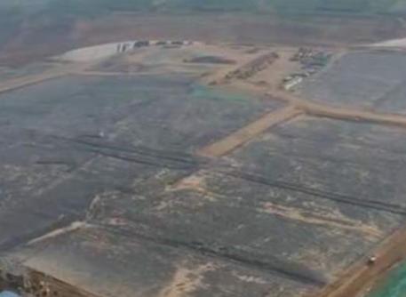 中国最大垃圾填埋场已满,比计划提早了25年