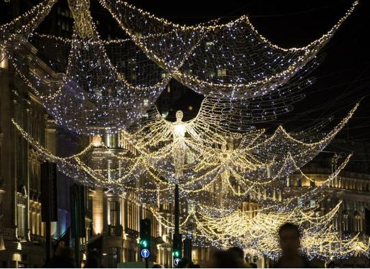 英国今年圣诞拼命搞气氛?就靠这点盼头,挺过大选和脱欧…