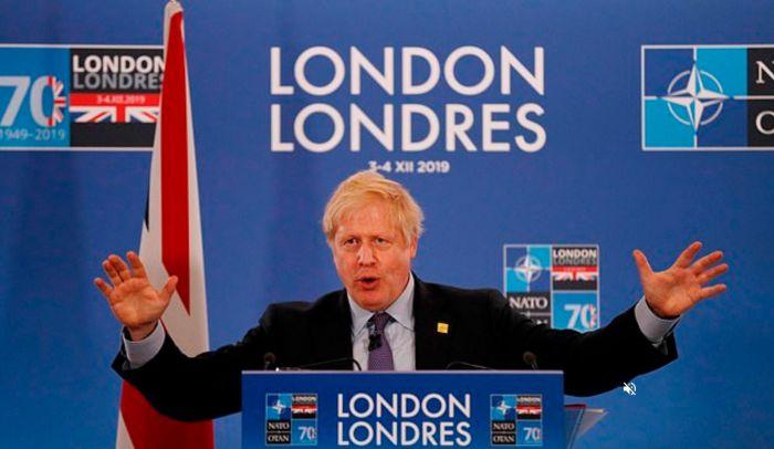 英首相:一旦赢下议会大多数,百日内将推11项新政