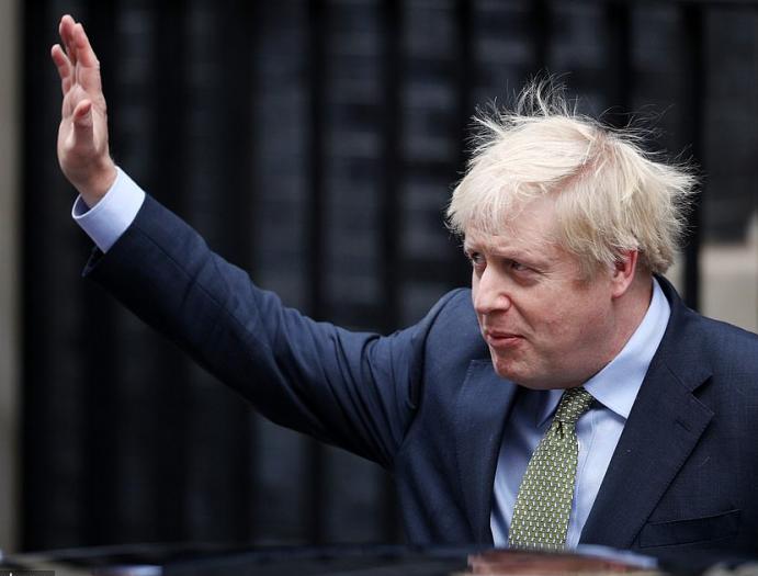 约翰逊连任首相后,英国未来将发生什么?新战役刚开始