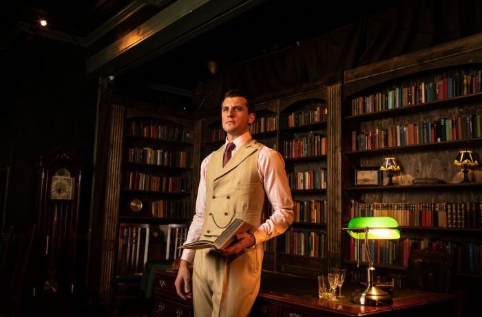 沉浸式戏剧《了不起的盖茨比》:从伦敦闯入爵士时代的长岛
