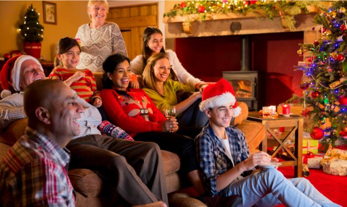 """英国人过圣诞""""求生欲""""也很强!除了亲戚拷问,还有这些?"""