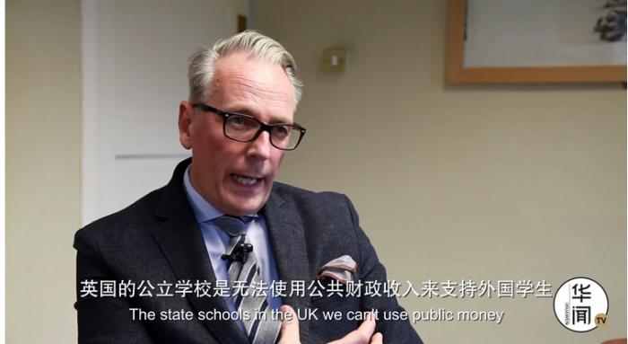 英公立学校为招中国学生吁放宽签证!校长讲述真实原因