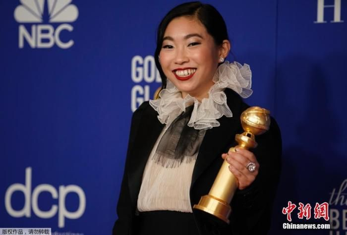 第77届金球奖揭晓 亚裔演员首获喜剧类最佳女主角