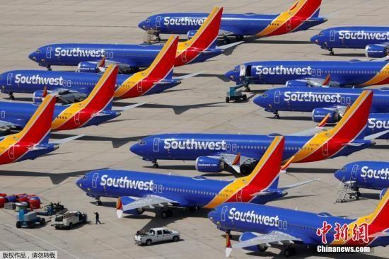 波音737MAX将暂停生产 3000员工职务被重新调整