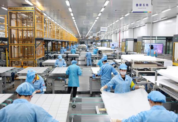 """""""世界工厂""""加速复工复产 外媒:稳定全球经济发展信心"""