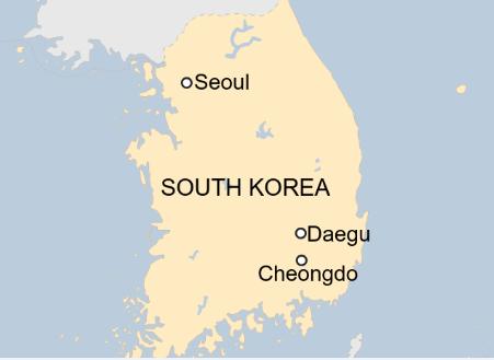 韩国新冠确诊病例飙升!防控措施升级