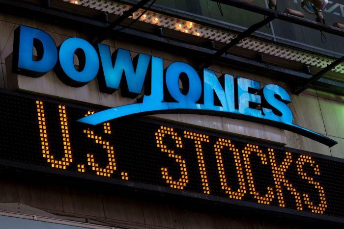 美股继续巨震!道指一度跌超1000点