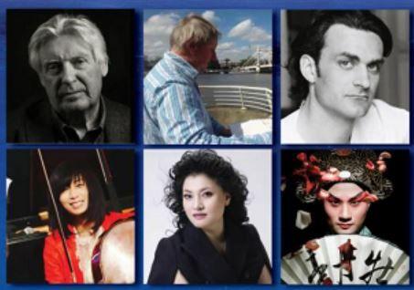 本周五,中英艺术家第二场全球网络义演上线!支持NHS