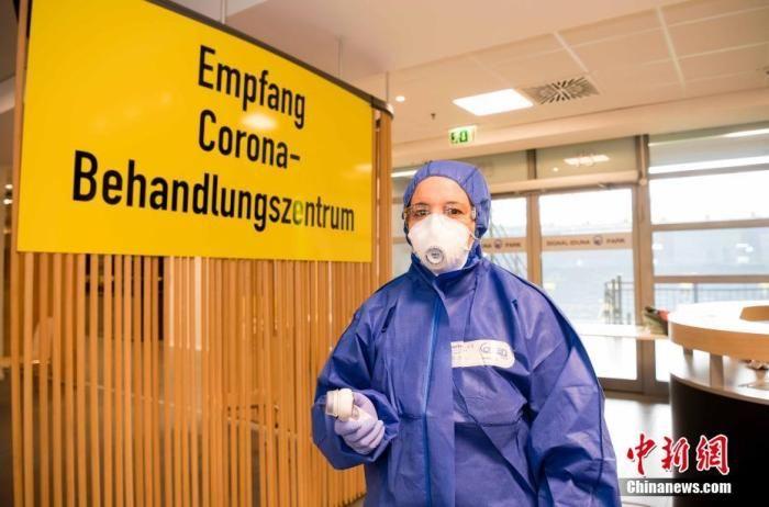 德国宣布自4月10日起所有入境者需强制隔离两周