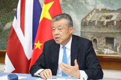 刘晓明大使谈香港特区维护国家安全立法