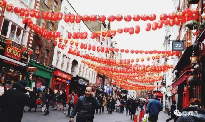 伦敦中国城明天重启!中餐从业者:就盼这天,已准备好