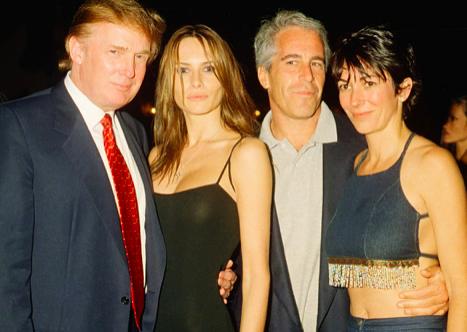 福克斯新闻报道爱泼斯坦案时将特朗普从照片中删除,被发现后道歉