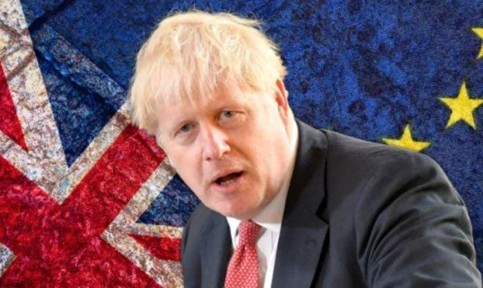 """英国""""脱欧""""谈了三年,就看这38天!英欧互撂狠话,到底卡在哪儿?"""