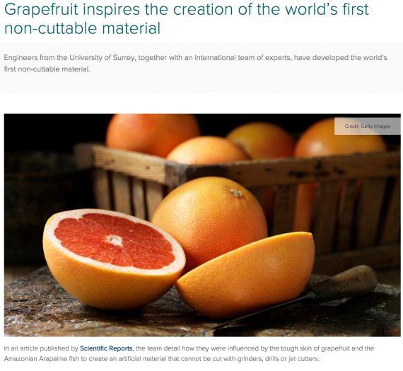 英国萨里大学发明世界首款不可被切割材料