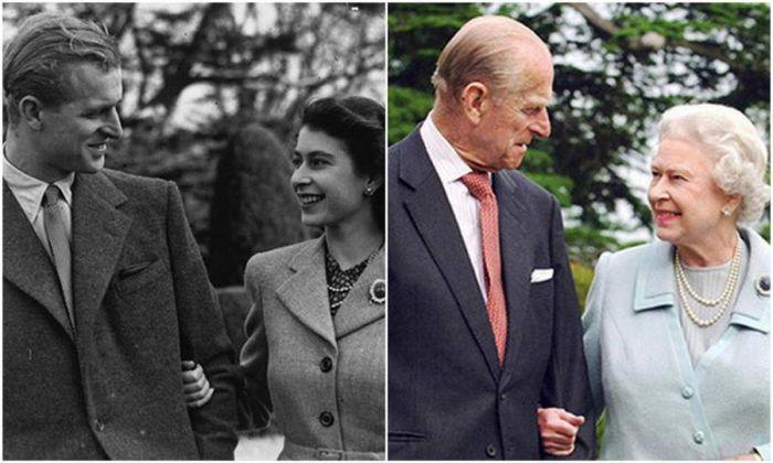 英女王庆祝结婚73周年!一路绯闻风浪不断,她怎么平衡爱情和权力?