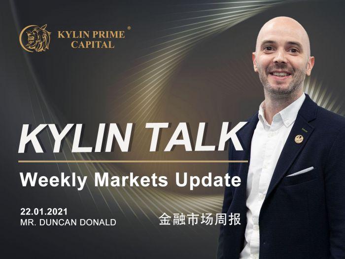 """双语:美国踏入拜登时代,金融市场""""涨""""声响起来!未来将如何变化?"""