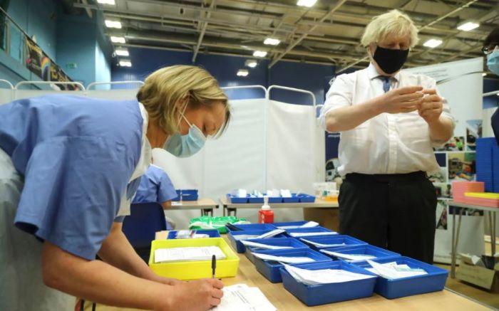 英国吁富国捐新冠疫苗给穷国,将带头捐!疫苗助感染率下降六成多
