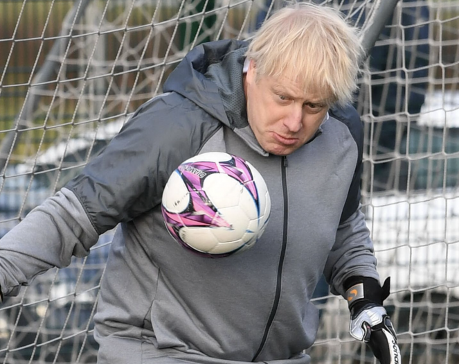 英国首相约翰逊:支持英国同爱尔兰联合申办世界杯,将提供280万英镑资金