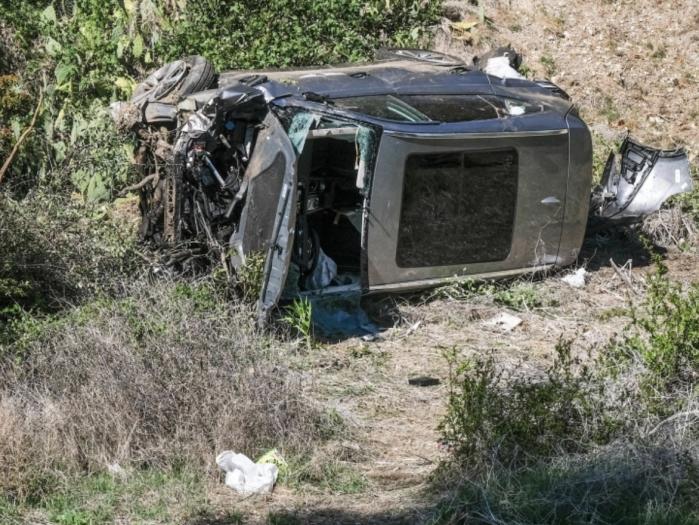 """""""老虎""""伍兹车祸的原因已经确定 但细节尚未公开"""