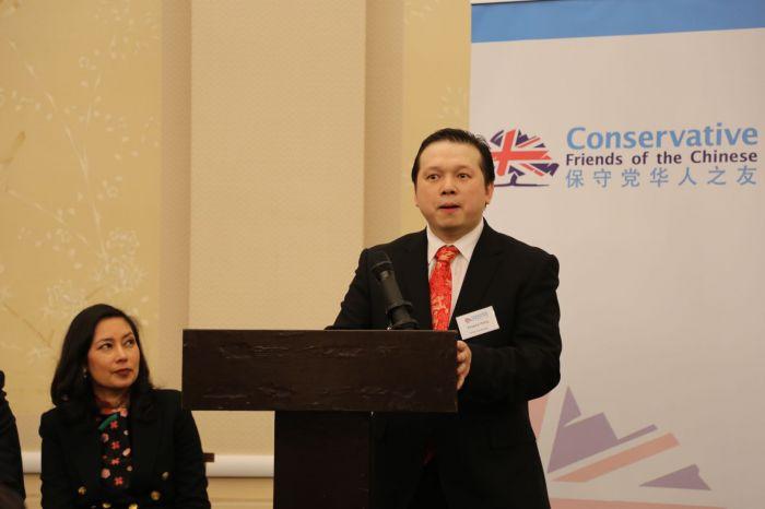 保守党华人之友启动新培训项目 助华人参与公共事业