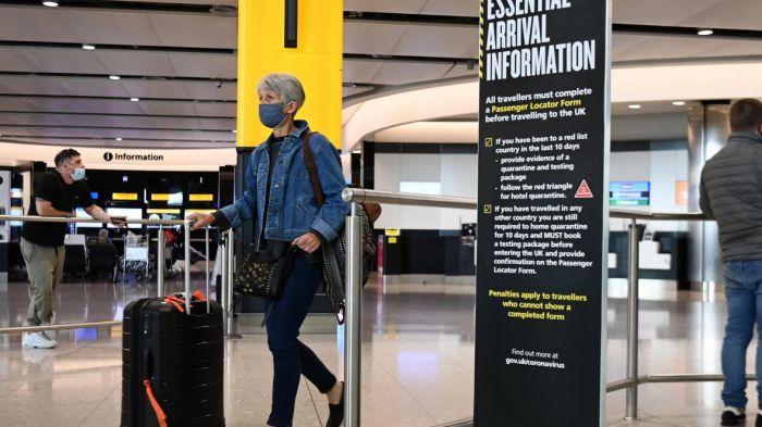 英国官宣:这些国家来英旅客免隔离!建议40岁以下人群不打牛津疫苗