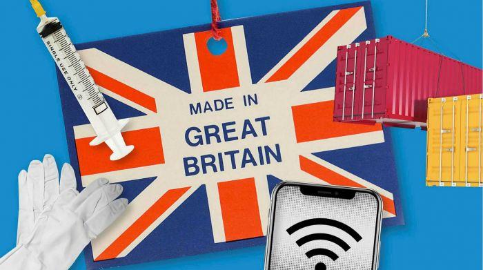 """中英贸易额逆势增长!""""后脱欧""""时代,英国更重视和中国做生意?"""