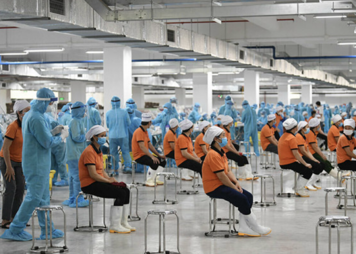 机构:印度、越南疫情爆发,制造业将回流中国
