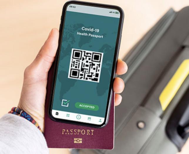欧盟新冠数字旅行证书将向非欧盟国际旅客开放